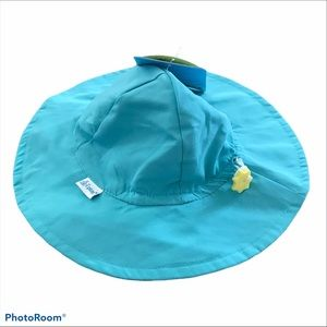 NWT i play Blue Sun Protection Hat